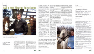 hst a hard blow for horse barns